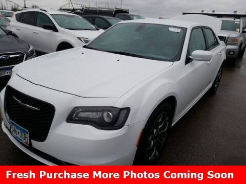 2017 Chrysler 300 for sale at Nyhus Family Sales in Perham MN