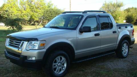 2007 Ford Explorer Sport Trac for sale at Red Rock Auto LLC in Oklahoma City OK