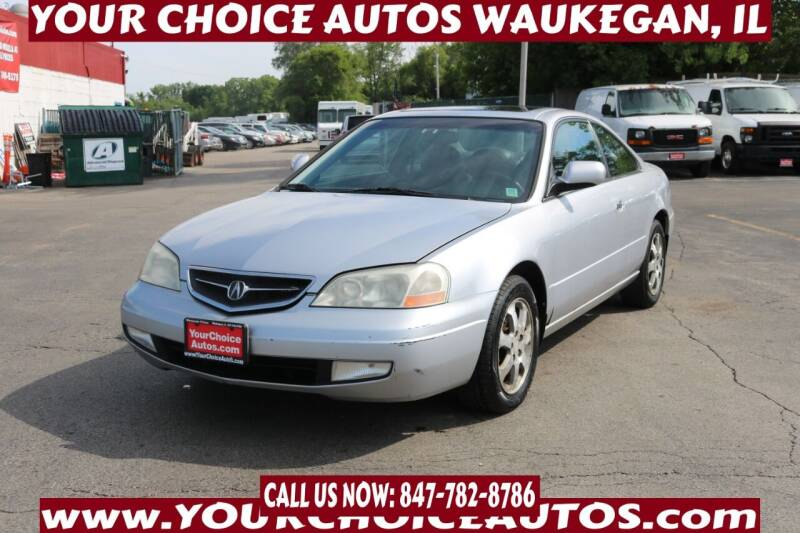 2001 Acura CL for sale at Your Choice Autos - Waukegan in Waukegan IL