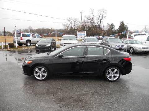 2013 Acura ILX for sale at All Cars and Trucks in Buena NJ