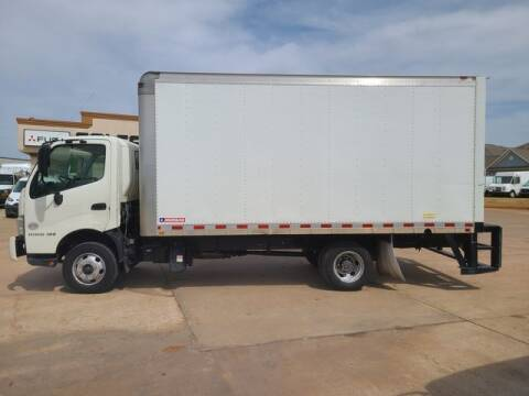 2016 Hino 155 for sale at TRUCK N TRAILER in Oklahoma City OK