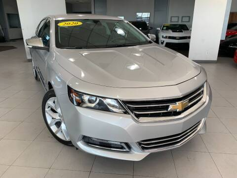 2020 Chevrolet Impala for sale at Auto Mall of Springfield north in Springfield IL