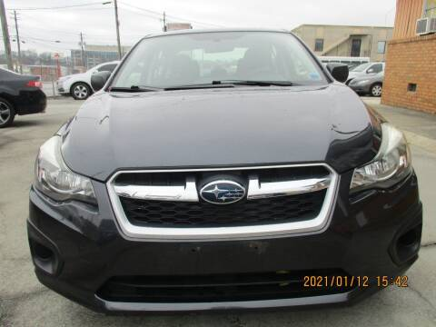 2013 Subaru Impreza for sale at Atlantic Motors in Chamblee GA