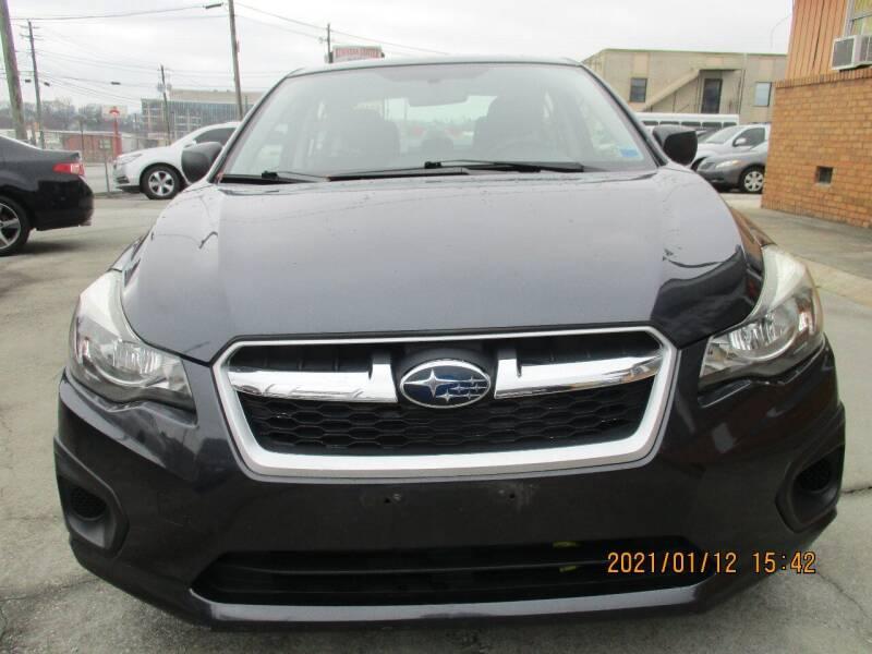 2013 Subaru Impreza for sale at Atlantic Motors in Chamblee GA