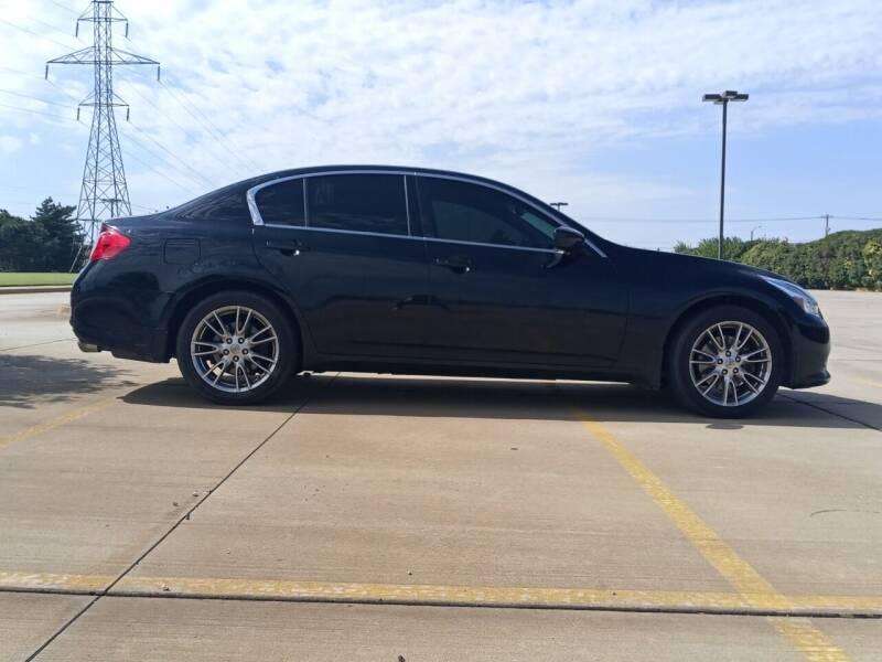 2011 Infiniti G37 Sedan for sale in Oklahoma City, OK