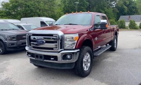 2013 Ford F-250 Super Duty for sale at AH Ride & Pride Auto Group in Akron OH