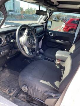 2018 Jeep Wrangler Unlimited for sale at The Car Guy powered by Landers CDJR in Little Rock AR