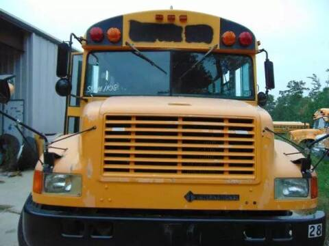 1997 International Thomas for sale at Interstate Bus Sales Inc. in Wallisville TX