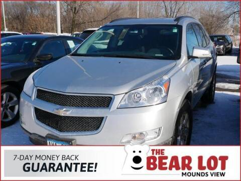 2009 Chevrolet Traverse for sale at Rydell Auto Outlet in Mounds View MN