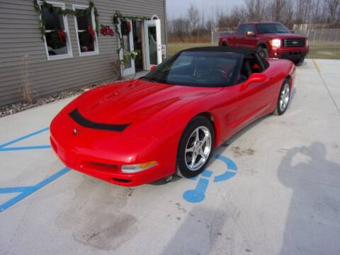 2001 Chevrolet Corvette for sale at The Auto Depot in Mount Morris MI