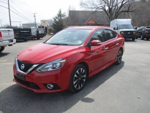 2017 Nissan Sentra for sale at Mill Street Motors in Worcester MA