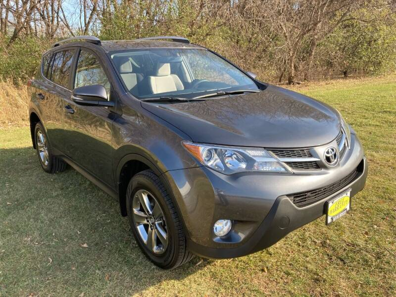 2015 Toyota RAV4 for sale at M & M Motors in West Allis WI
