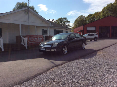 2007 Ford Fusion for sale at Ace Auto Sales - $1400 DOWN PAYMENTS in Fyffe AL