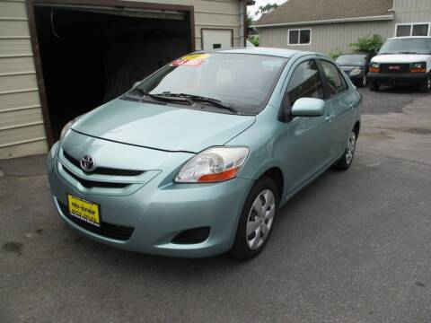 2007 Toyota Yaris for sale at TRI-STAR AUTO SALES in Kingston NY