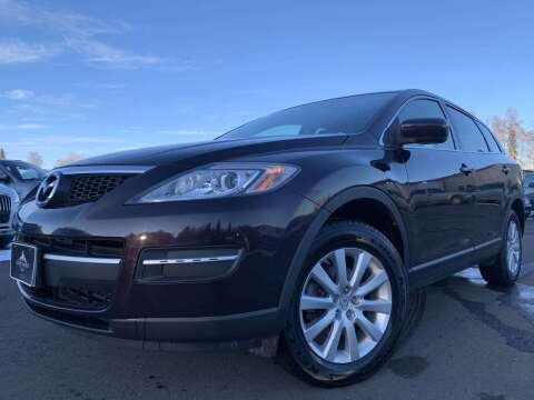 2008 Mazda CX-9 for sale at LUXURY IMPORTS in Hermantown MN