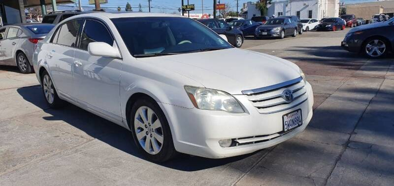 2006 Toyota Avalon for sale at Auto Land in Ontario CA