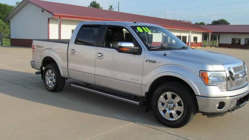 2011 Ford F-150 for sale at New Horizons Auto Center in Council Bluffs IA