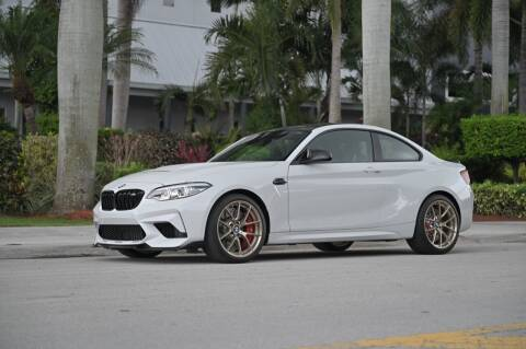 2020 BMW M2 for sale at EURO STABLE in Miami FL