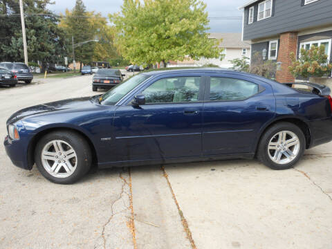 2006 Dodge Charger for sale at Grand River Auto Sales in River Grove IL