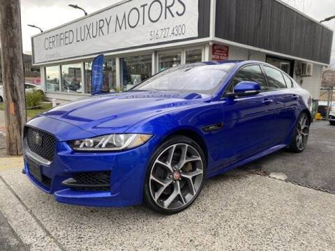 2017 Jaguar XE for sale at Certified Luxury Motors in Great Neck NY
