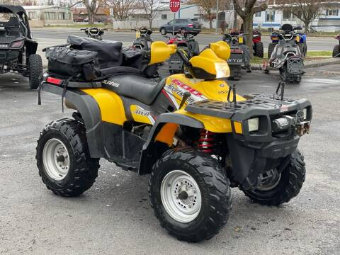 2004 Polaris Sportsman 600 4x4  for sale at Harper Motorsports in Post Falls ID