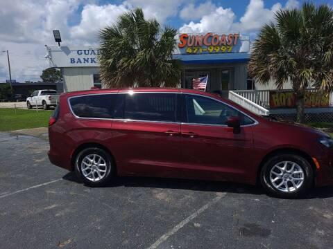 2018 Chrysler Pacifica for sale at Sun Coast City Auto Sales in Mobile AL