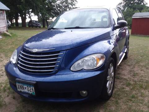 2010 Chrysler PT Cruiser for sale at Sunrise Auto Sales in Stacy MN