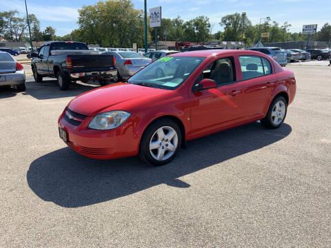2008 Chevrolet Cobalt for sale at Peak Motors in Loves Park IL
