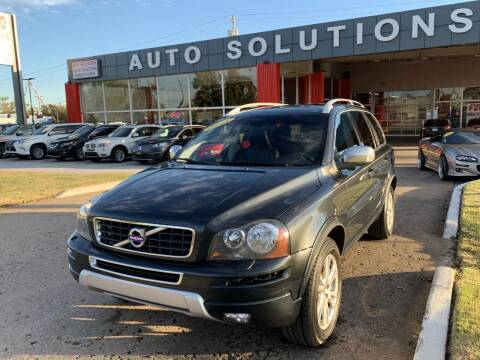 2013 Volvo XC90 for sale at Auto Solutions in Warr Acres OK