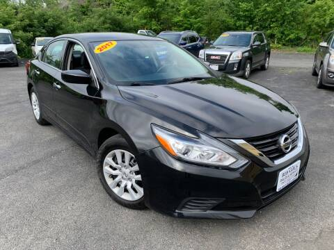 2017 Nissan Altima for sale at Bob Karl's Sales & Service in Troy NY
