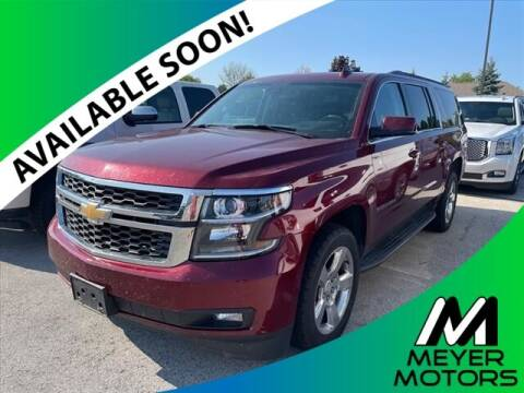 2016 Chevrolet Suburban for sale at Meyer Motors in Plymouth WI