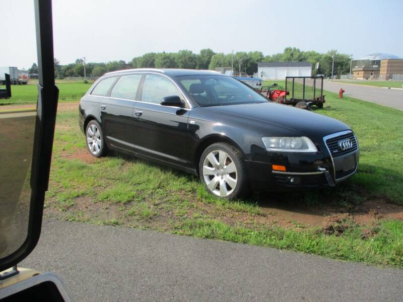 2006 Audi A6 for sale at KAISER AUTO SALES in Spencer WI