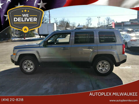 2015 Jeep Patriot for sale at Autoplex 2 in Milwaukee WI