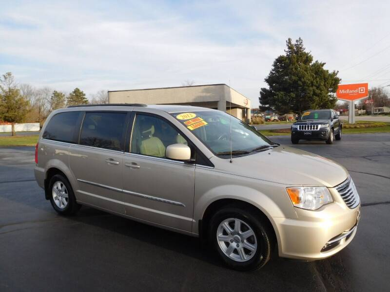 2012 Chrysler Town and Country for sale at North State Motors in Belvidere IL