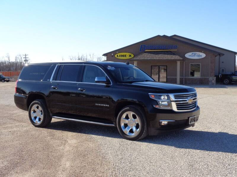 2015 Chevrolet Suburban for sale at Burkholder Truck Sales LLC (Versailles) in Versailles MO