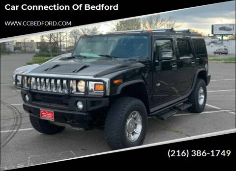 2005 HUMMER H2 for sale at Car Connection of Bedford in Bedford OH