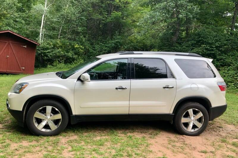 2010 GMC Acadia for sale at You Win Auto in Metro MN