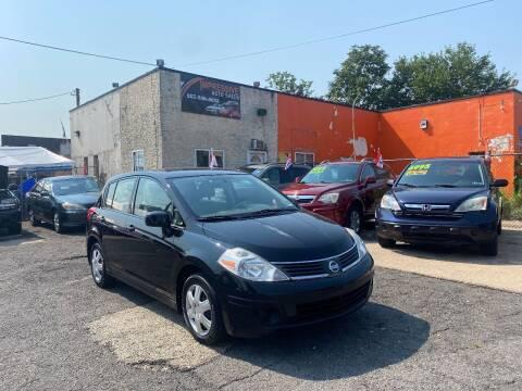 2009 Nissan Versa for sale at Impressive Auto Sales in Philadelphia PA