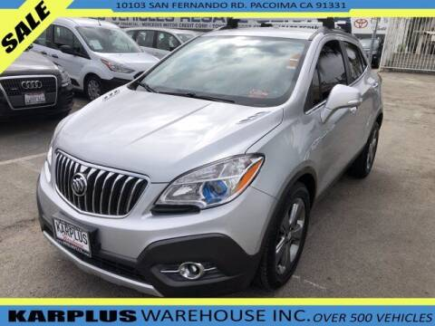 2014 Buick Encore for sale at Karplus Warehouse in Pacoima CA