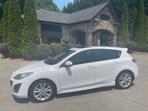 2010 Mazda MAZDA3 for sale at Hoyle Auto Sales in Taylorsville NC