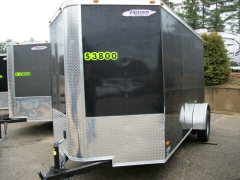 2021 Freedom 6X12  for sale at Olde Bay RV in Rochester NH