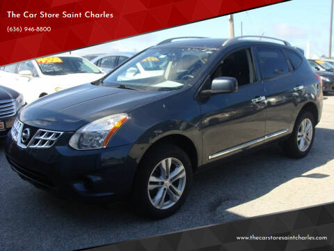 2012 Nissan Rogue for sale at The Car Store Saint Charles in Saint Charles MO