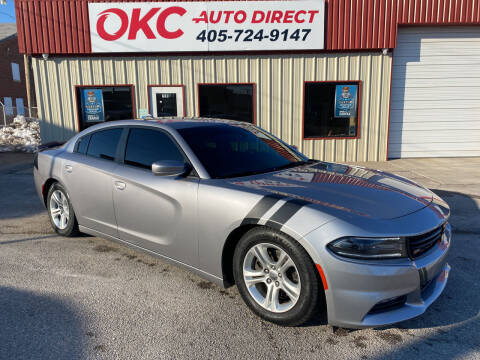 2015 Dodge Charger for sale at OKC Auto Direct in Oklahoma City OK
