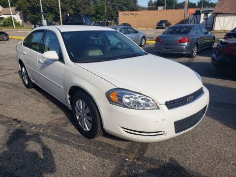 2008 Chevrolet Impala for sale at D & D All American Auto Sales in Mount Clemens MI