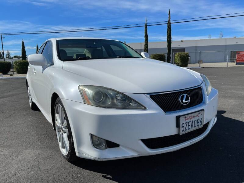 2007 Lexus IS 250 for sale at Approved Autos in Sacramento CA