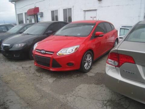 2014 Ford Focus for sale at BEST CAR MARKET INC in Mc Lean IL