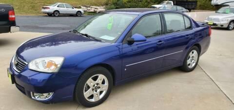2007 Chevrolet Malibu for sale at City Auto Sales in La Crosse WI