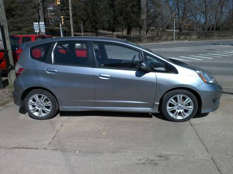 2010 Honda Fit for sale at Action Auto Sales in Parkersburg WV