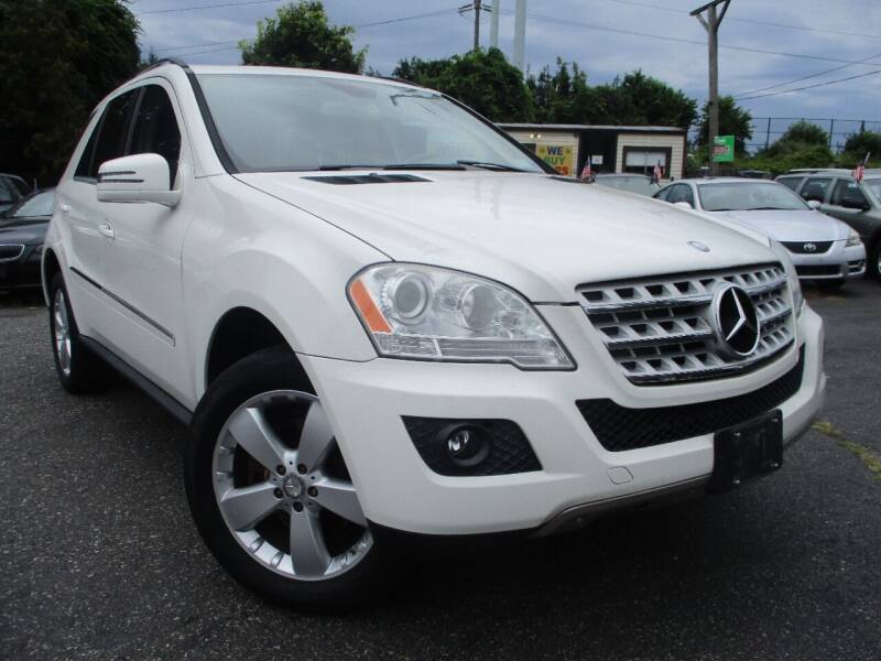 2011 Mercedes-Benz M-Class for sale at Unlimited Auto Sales Inc. in Mount Sinai NY
