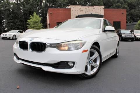 2012 BMW 3 Series for sale at Atlanta Unique Auto Sales in Norcross GA